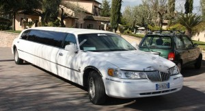 catering limousine roma